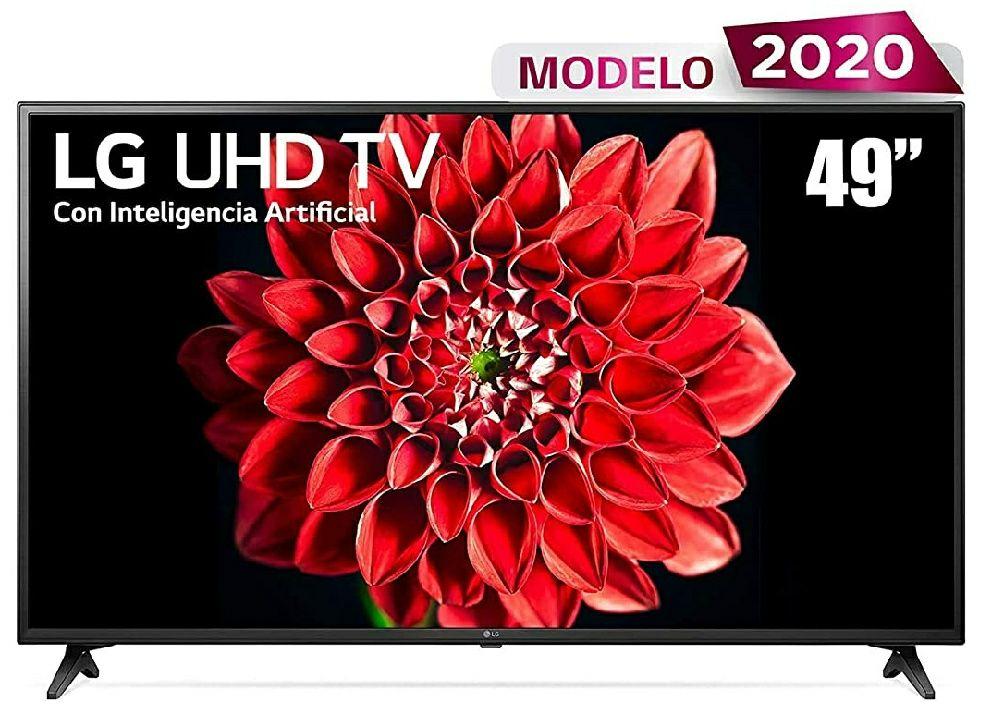 "Amazon TV LG 49"" 4K Smart TV LED"