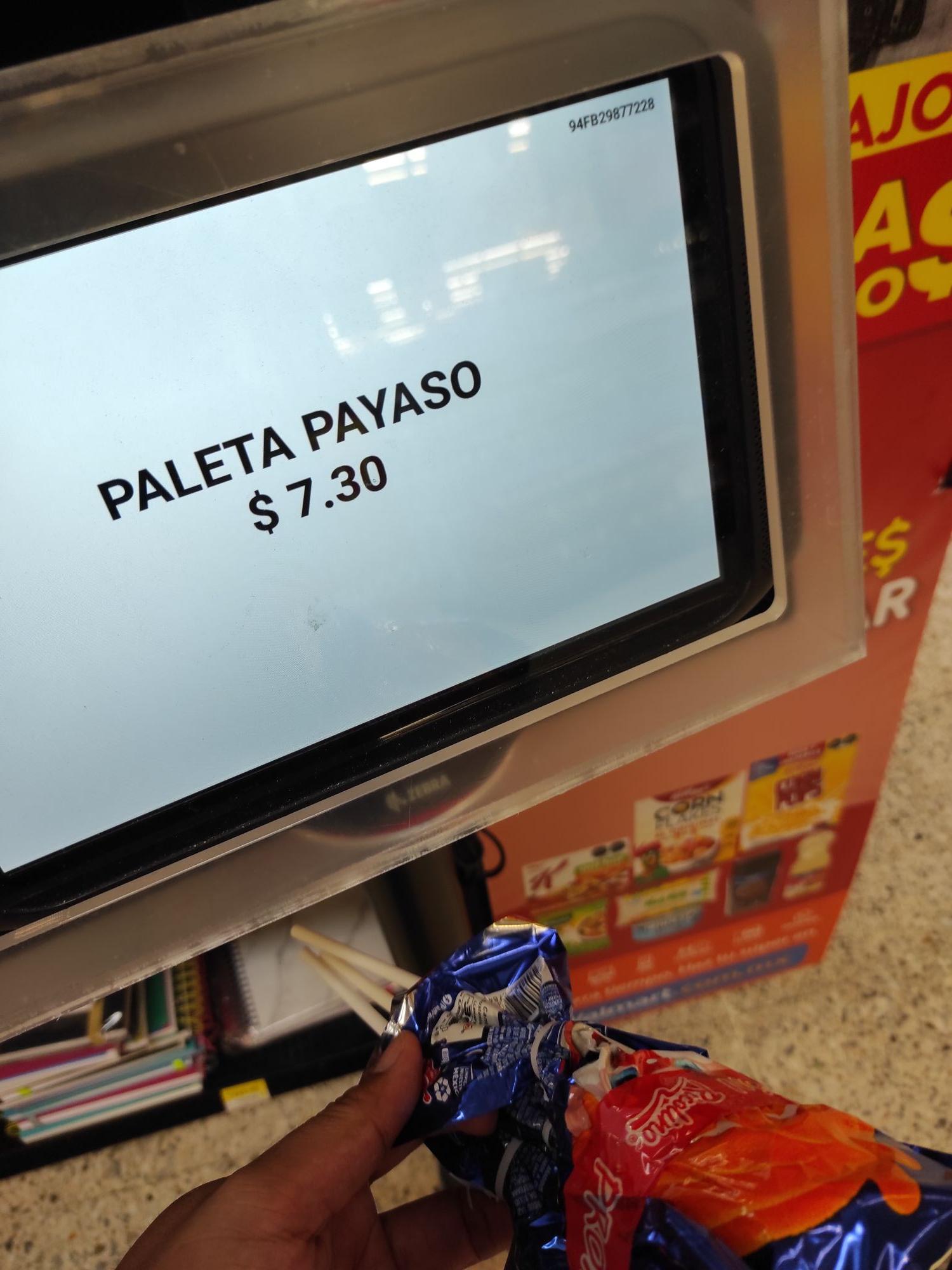 Walmart: Promo Paleta Payaso 3x2