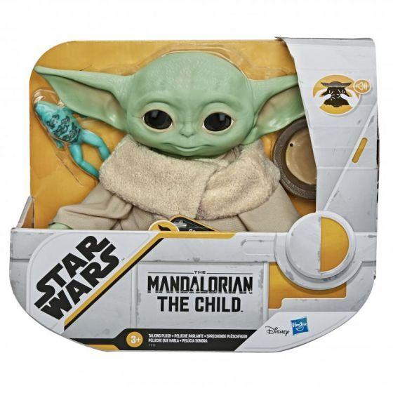 HEB:Hasbro Star Wars The Child - Juguete de Peluche Que Habla