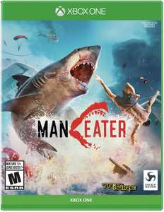 Amazon Maneater - Xbox One - Standard Edition