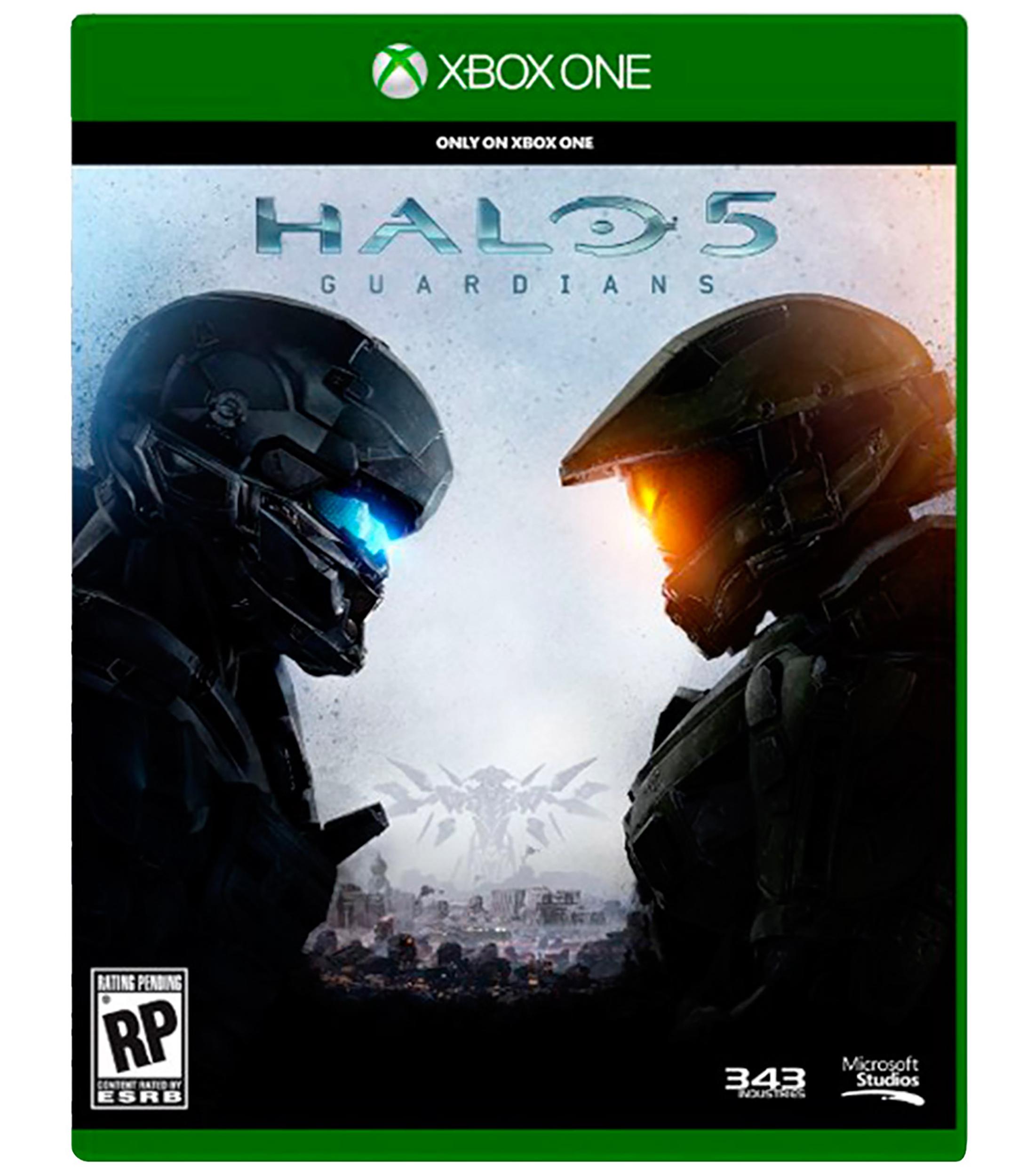 El palacio de Hierro: Halo 5 para xbox one FISICO