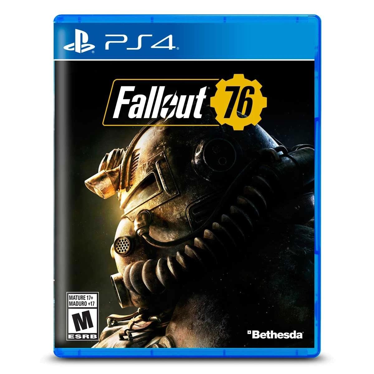 Fallout 76 PS4 al mejor precio en SEARS