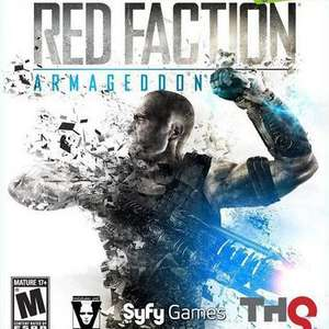 Microsoft Store Argentina: GRATIS Red Faction: Armageddon (con Gold) [Xbox One/Series X|S]