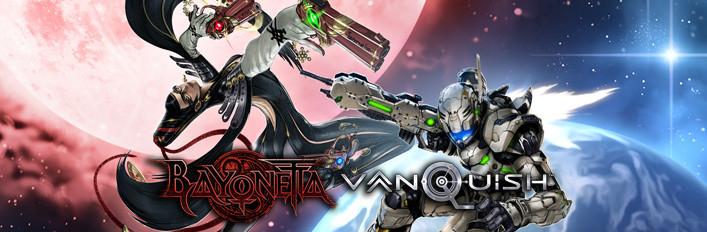 Steam: BAYONETTA & VANQUISH BUNDLE