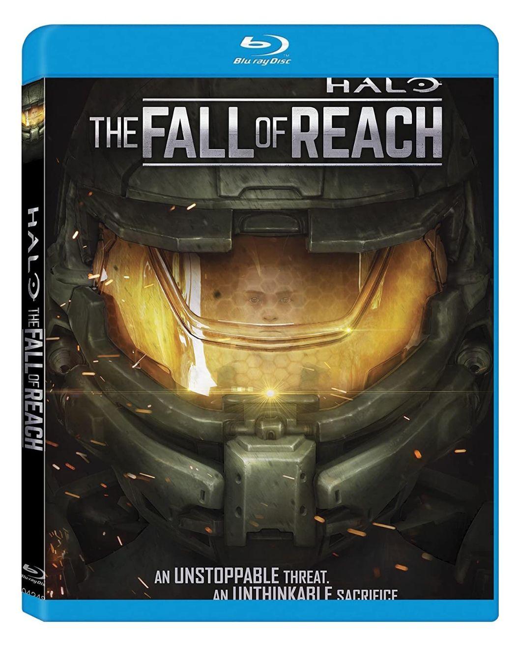 Amazon: Halo - The Fall of Reach (Blu-Ray)