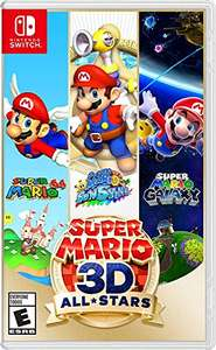 Amazon: Mario 3 juegos para switch