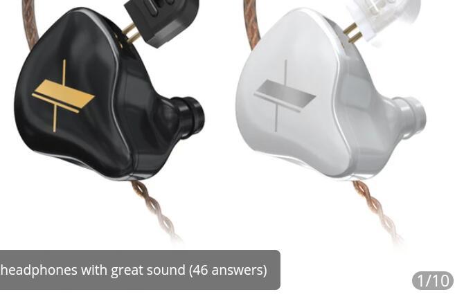 AliExpress: KZ EDX audífonos alámbricos