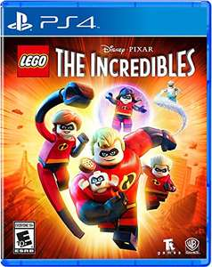 AmaZon: LEGO The Incredibles - PlayStation 4 Standard Edition