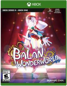 Amazon: Balan Wonderworld Xbox - Standard Edition - Xbox One
