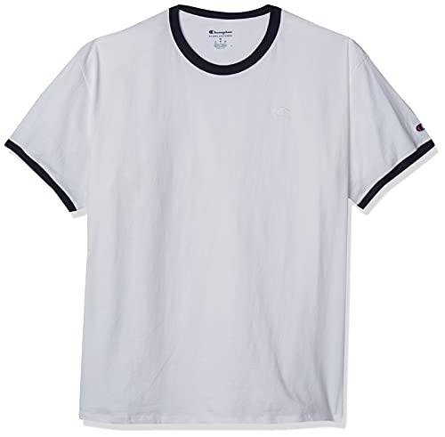 Amazon Champion Playera clásica de Manga Corta Talla M. Camisa para Hombre