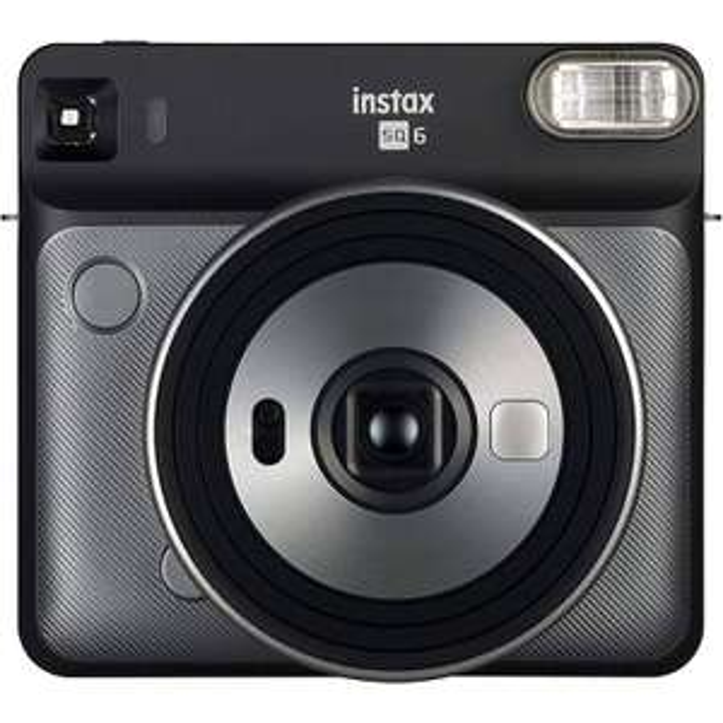 SORIANA en línea. Cámara Fotográfica Fujifilm Instax Square SQ6 Blanca