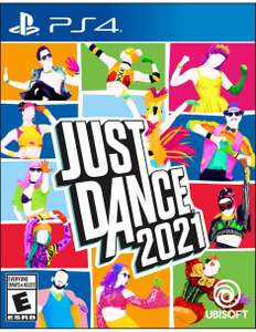 Liverpool: Just dance 2021 PS4