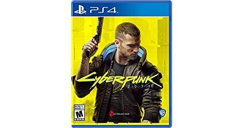 Amazon: Cyberpunk 2077 ps4