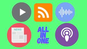 Google Play Store: ¡GRATIS! Feed Reader Pro: News, RSS, Podcast, Music, Video