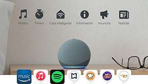 Amazon Echo Dot (4ta Gen)