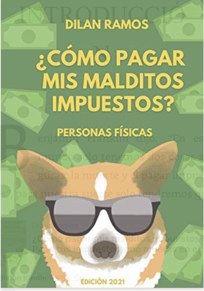Amazon Kindle: Guía básica de impuestos en Mexico a mitad de precio!!!