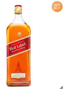 Costco: Whisky Johnnie Walker Red Label 1.5L