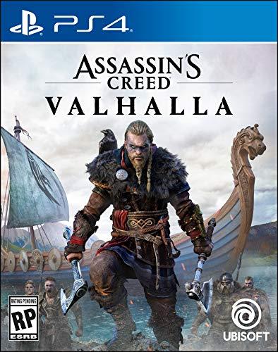 Amazon: Assassins Creed Valhalla - Standard Edition - Playstation 4