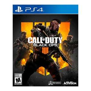 Soriana: Call of Duty: Black Ops 4 PS4