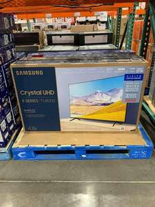 "Costco Mexicali: Tv samsung 43"" tu 8000"