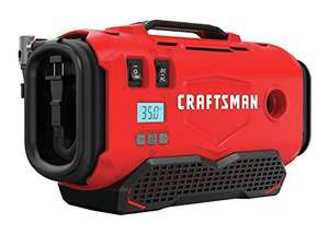 Amazon: CRAFTSMAN V20 Inflador de llantas