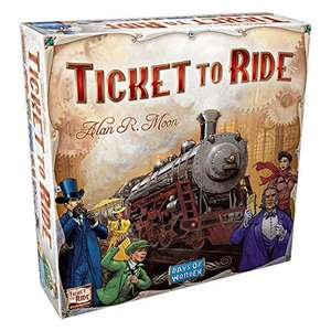 Amazon: Ticket to ride (América)