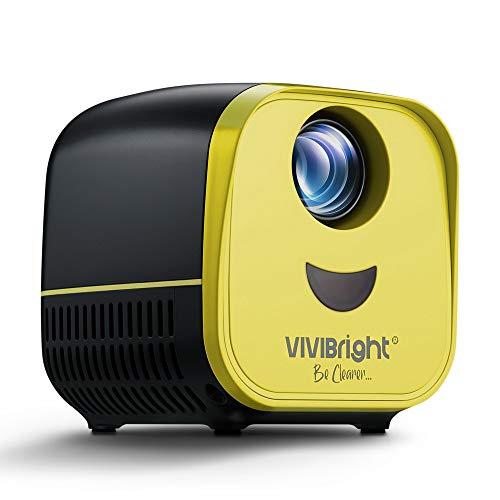 Amazon: Mini Proyector VIVIBRIGHT