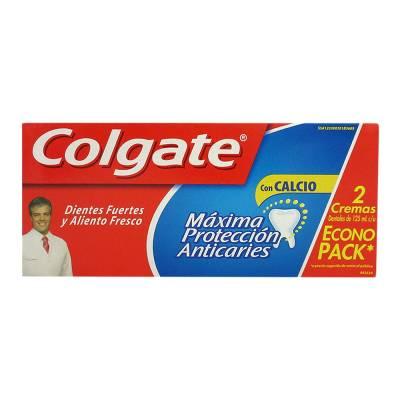 Walmart Galerias Saltillo: Pasta Dental Colgate 2 de 125ml c/u a $17.02