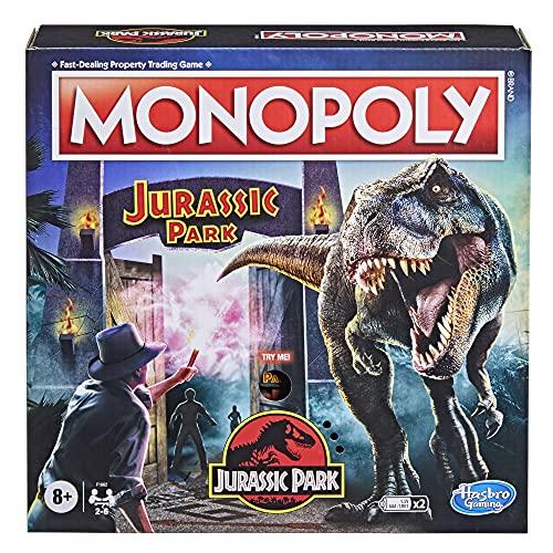 Amazon: Monopoly Jurassic Park