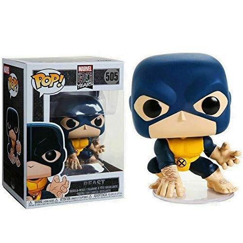 Amazon: Funko Pop! Marvel: Marvel 80th - Beast