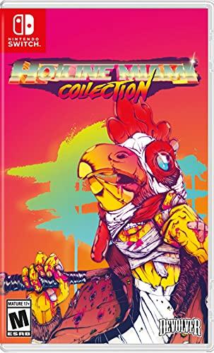 Amazon USA: Preventa Hotline Miami Collection para Nintendo Switch Juego Físico $814.42 ya con envío