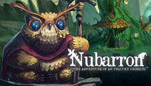 Steam: Nubarron: The adventure of an unlucky gnome