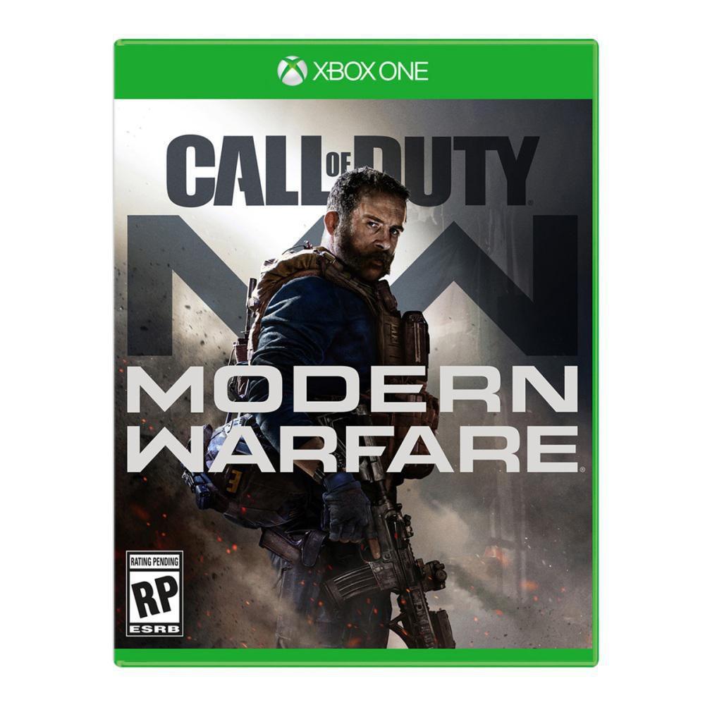 Elektra: Call of Duty Modern Warfare Xbox One