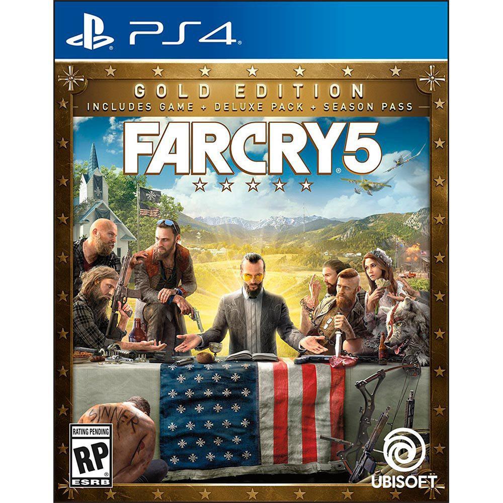 Elektra: Far Cry 5 Gold PS4