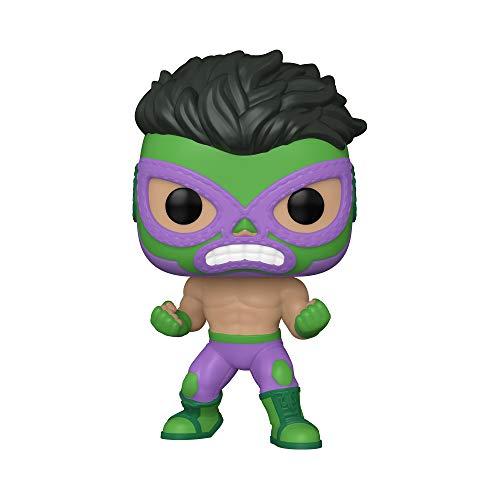 Amazon: Funko Pop! Marvel Lucha Libre Furioso (Hulk)