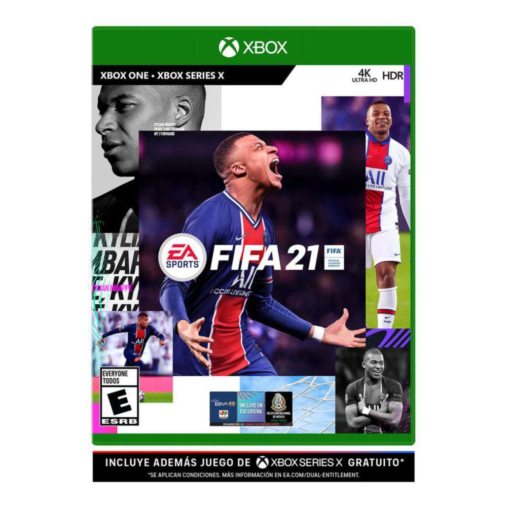 Elektra: FIFA 21 Edición Legado Xbox One