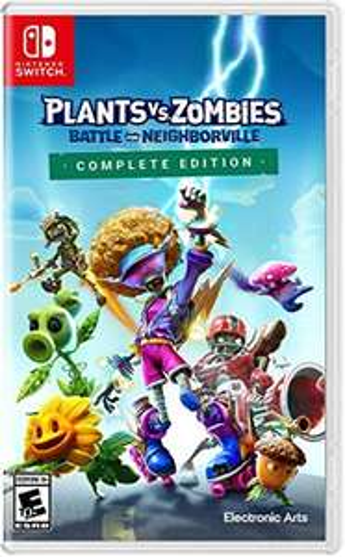Amazon: Plants Vs Zombies Battle for Neighborville Complete Edition - Nintendo Switch