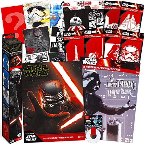 Amazon: Coleccion de Decoraciones Arte de pared Ultimate Bundle Star Wars