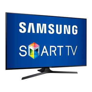 Walmart: TV SMART Samsung de 40 Full HD UN40J5200AFXZX reacondicionada