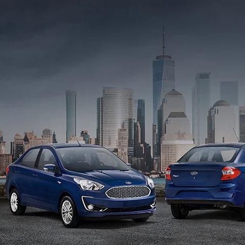 Ford Figo 2021: 18 MSI + 1 Año de Seguro Gratis, Sin Comisión por Apertura, CAT Promedio 5.4%