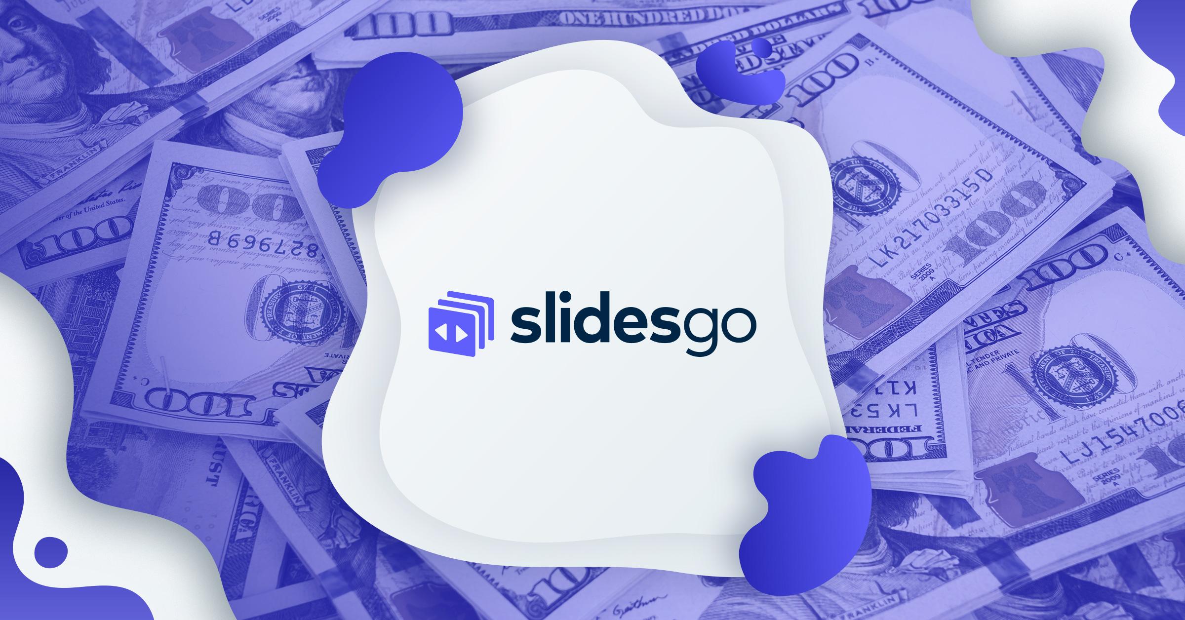 Slides Go: Suscripción anual 50% temas ilimitados para powerpoint y google slides