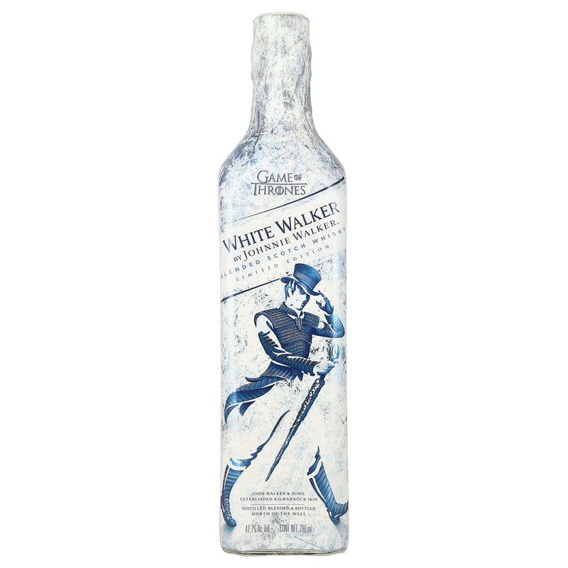 Bodegas Alianza: Whisky johnnie walker white game of thrones