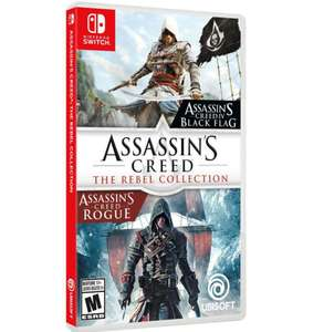 Elektra: Assassin's Creed The Rebel Collection Nintendo Switch