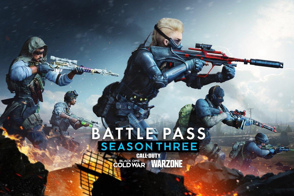 Call of Duty: Warzone doble XP hasta el 8 de mayo.
