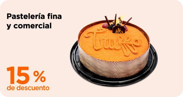 Chedraui: 15% de descuento en toda la pastelería