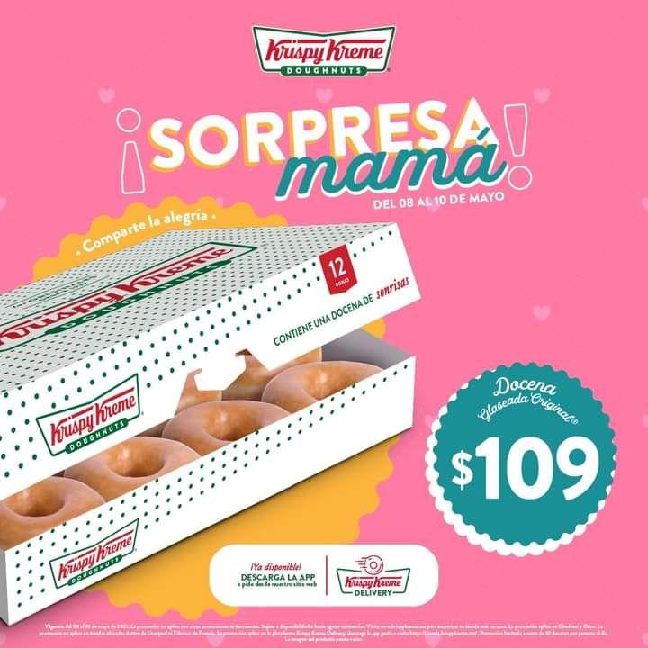 Krispy Kreme docena donas
