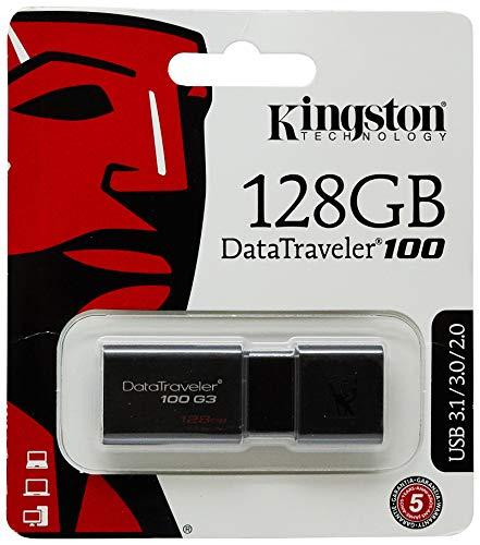 Amazon: Memoria USB Kingston 128 GB