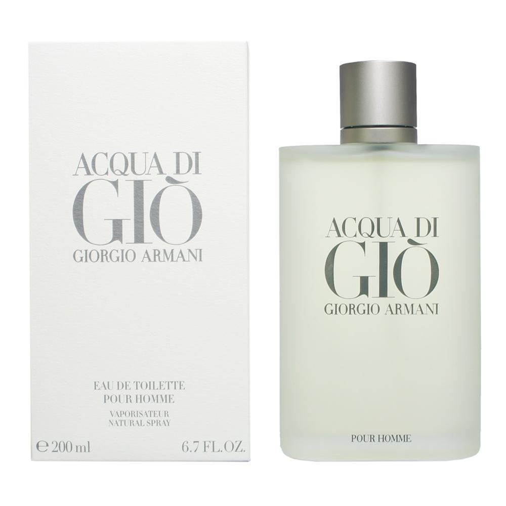 Walmart: Aqua di Gio 200 ml a $1,499, un precio decente.