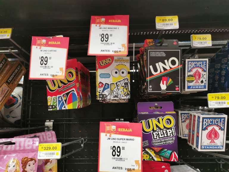 Walmart Poza Rica: Tetris speed a precio de liquidación