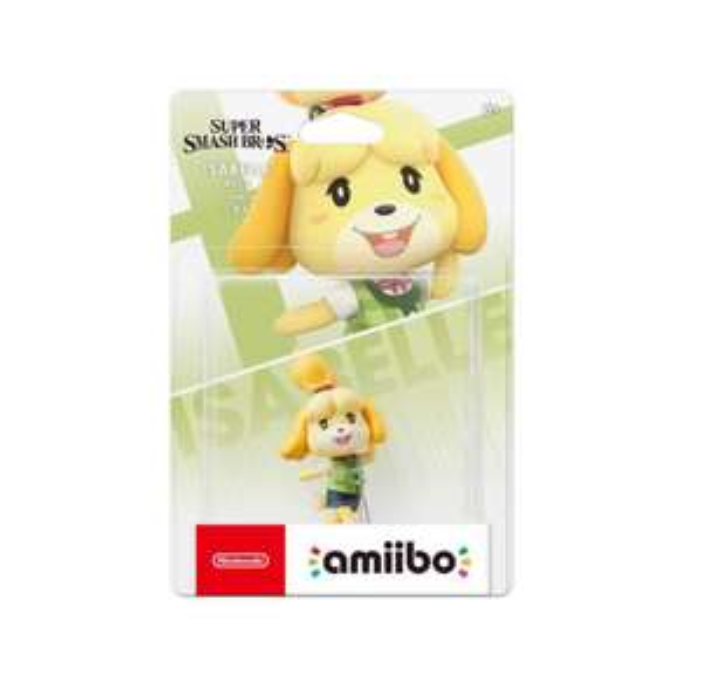 ElektraAmiibo Nintendo Super Smash Bros Series Isabelle